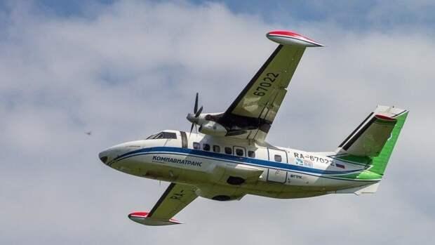 Крушение самолета произошло в Кемеровской области