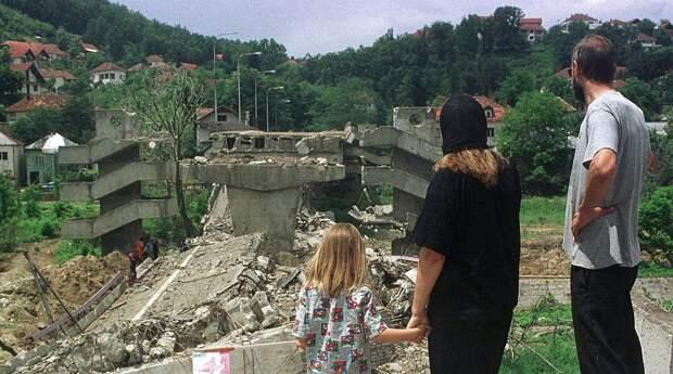 Александр Роджерс: Югославия