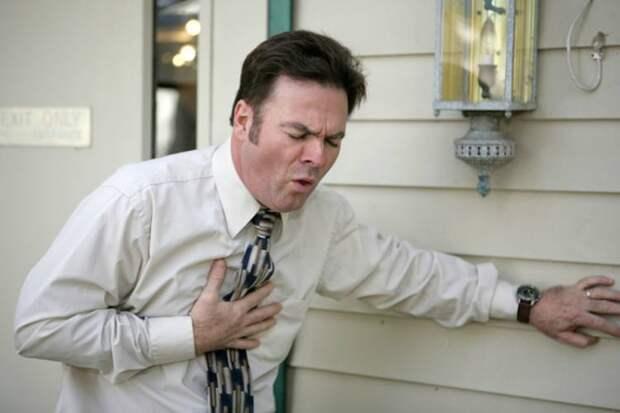 8 сигналов организма о том, что у вас будет сердечный приступ