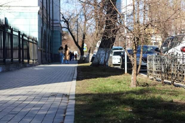 Потепление до +20°С ожидается на текущей неделе в Усть-Куте