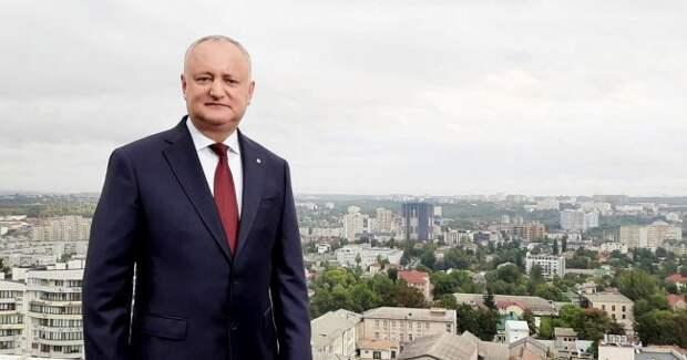 Додон вступил ввыборы: Нам нужна благополучная ипроцветающая Молдавия