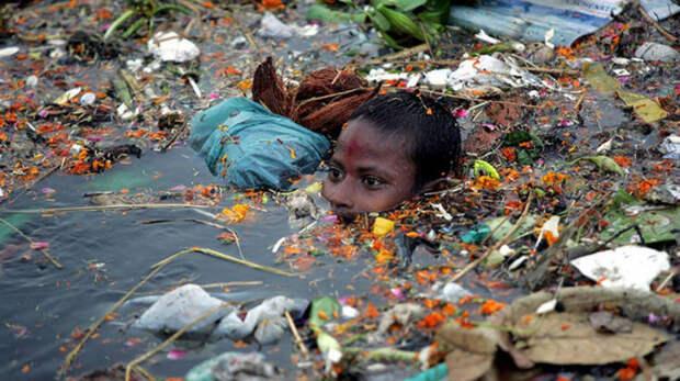 Топ-10 самых экологически грязных мест на планете