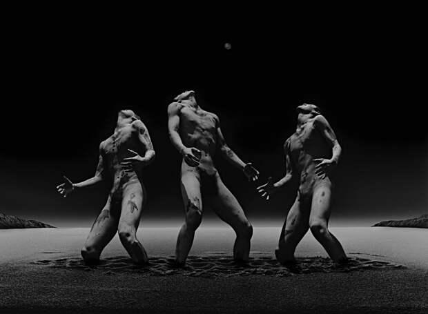 Темные исюрреалистичные фотографии Миши Гордина