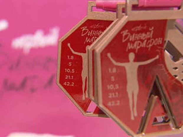 Бежать и дегустировать: в Анапе провели винный марафон