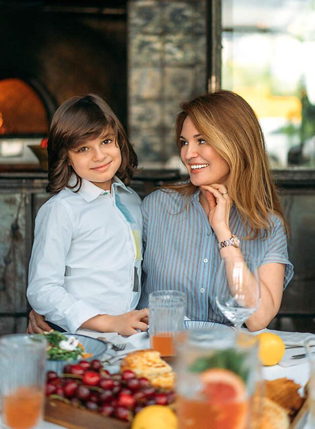 Уиллиам Ламберти: фотосессия итальянского шеф-повара с семьей и интервью о жизни в России