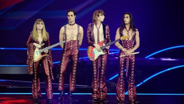 Итальянскую группу Maneskin обвинили в плагиате песни нидерландских музыкантов