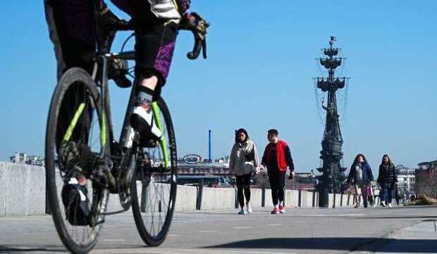 Сезон велоэкскурсий в парке «Кузьминки-Люблино» откроется 12 мая