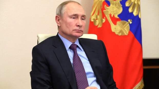 Нобелевский комитет включил Путина в список кандидатов на получение премии мира