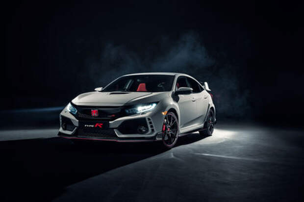 «Топор» стал еще острее: Honda показала серийный Civic Type R