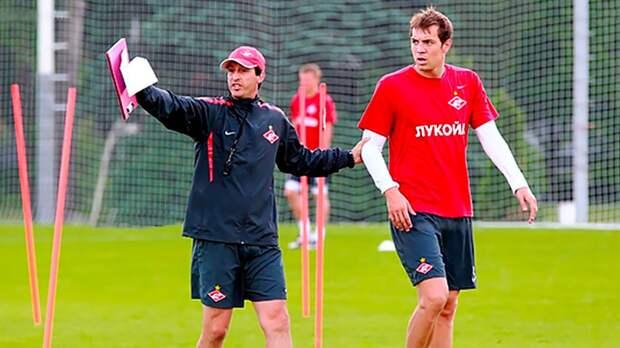 Бывший тренер «Спартака» победил «Манчестер Юнайтед» в финале Лиги Европы. Дзюба обзывал его тренеришкой