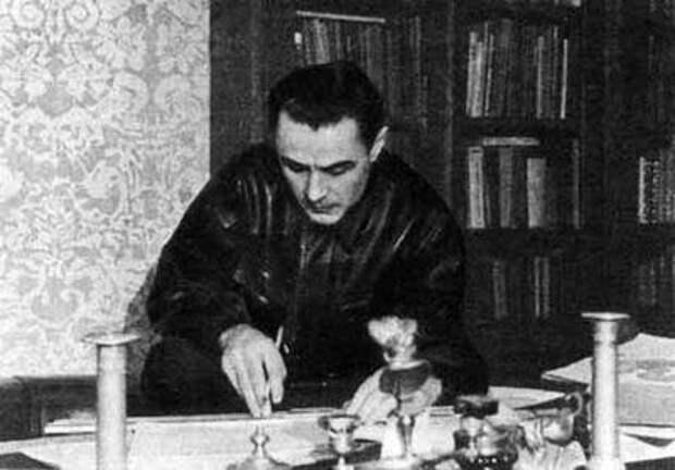 Андрей Костиков: как создатель «Катюши» посадил Сергея Королёва