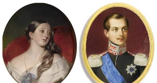 Виктория и Александр