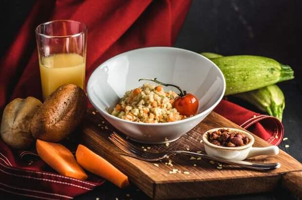 Великий пост: 35 рецептов здоровых блюд