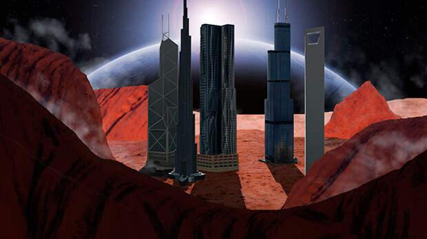 Пророчество гениев: какие космические сокровища человечество найдет на Луне, Марсе и астероидах