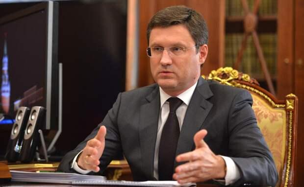 Министр энергетики Новак заразился коронавирусом