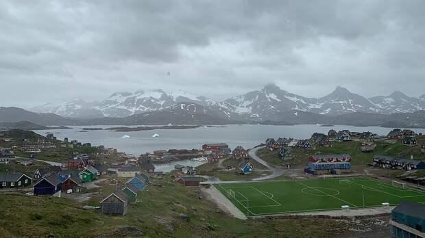 Таяние гренландских ледников может достигнуть точки невозврата