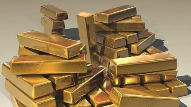 Россия готова обогнать Китай в производстве золота