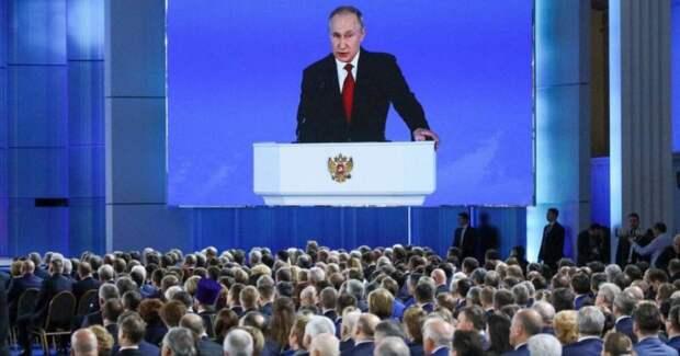 Послание Путина: выписала для вас меры, влияющие на кошелек россиян