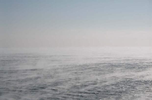 Чёрное море: может ли оно «закипеть»?