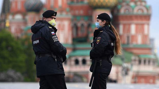 На несанкционированную акцию в Москве вышло до шести тысяч человек