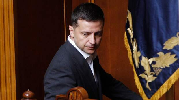 Зеленский несет персональную ответственность за то, что Украина выступила против осуждения героизации нацизма