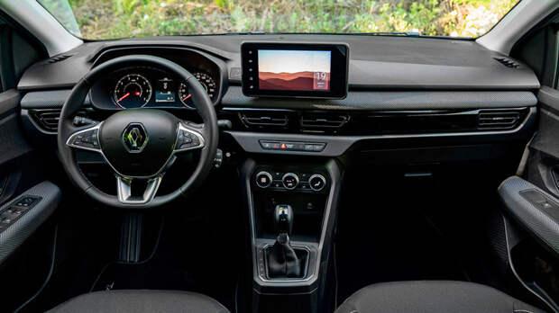 Renault рассекретил преемника седана Logan