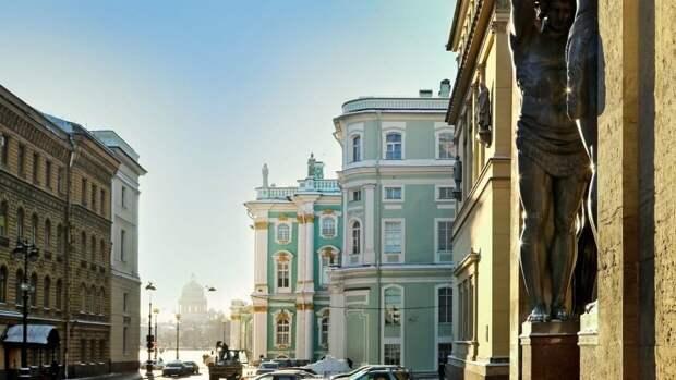 Потепление пришло в Петербург с Днем Победы