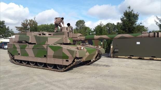 Новая европейская 140-мм пушка не оставит «Армате» шансов