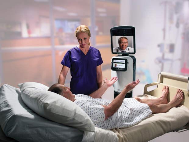 5. Роботизирование отсутствие технологий, поликлиники, прошлый век