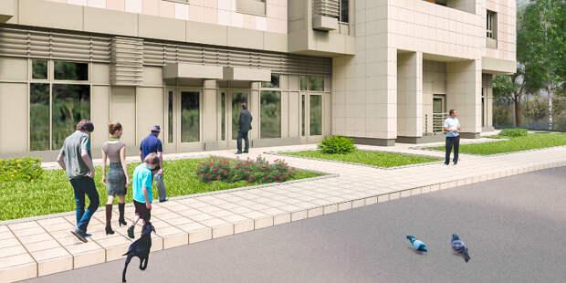 Дом по программе реновации на Авангардной поставлен на кадастровый учет