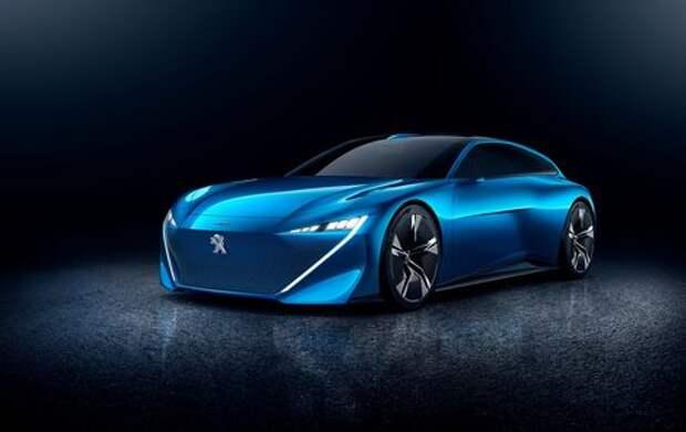 Повинуясь «Инстинкту»: новый Peugeot 508 – в 2018 году
