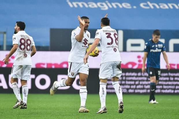 «Торино» спаслось от вылета из Серии А, благодаря ничьей с «Лацио»