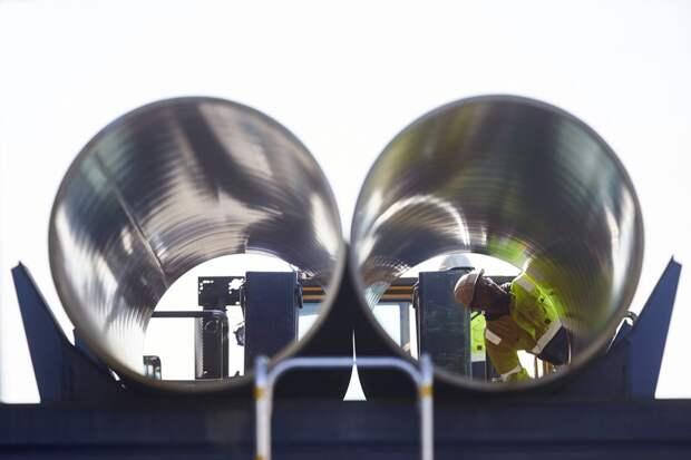 В Раде попросили США не отказываться от санкций по «Северному потоку — 2»