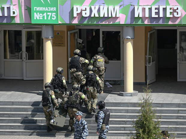 """""""Директор объявила, что у нас террористы"""": ученики школы в Казани рассказали подробности трагедии"""