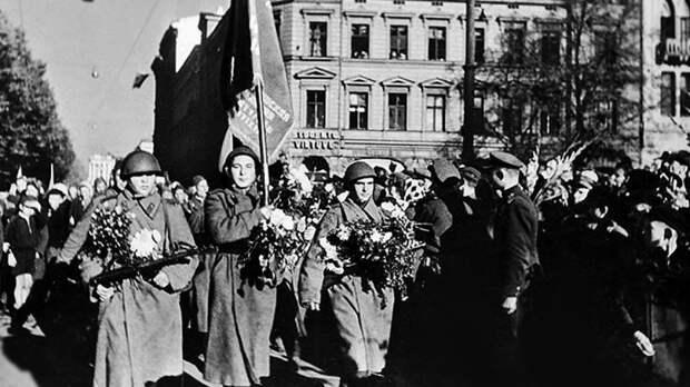 Минобороны РФ опубликовало данные об освобождении Польши от немецких захватчиков