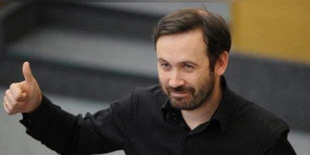 Порошенко предоставил гражданство Украины экс-депутату Госдумы Пономареву