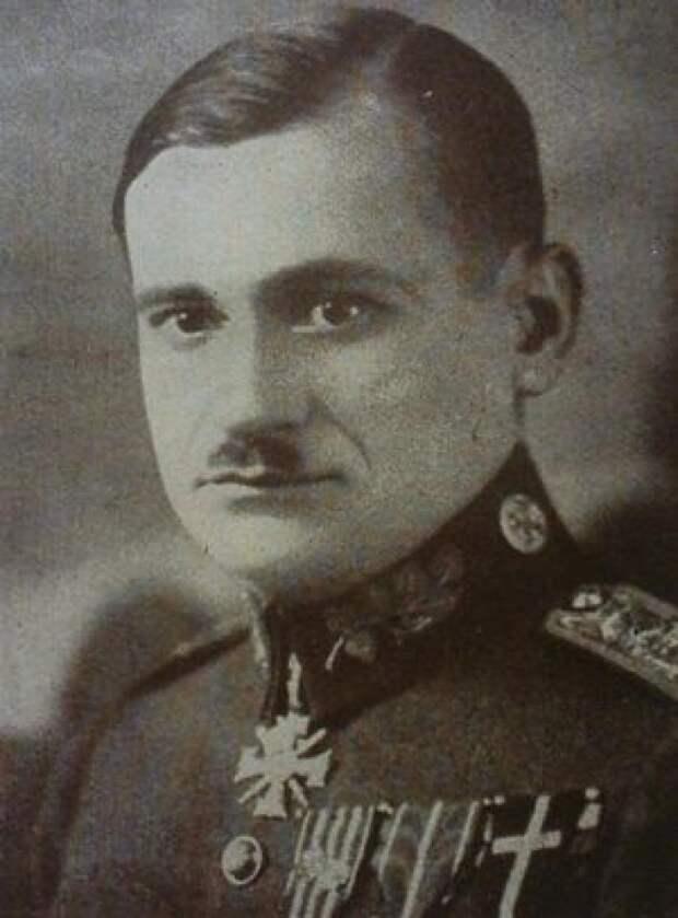 Генерал Лев Прхала