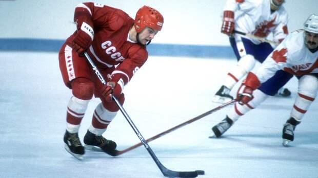 Великая шайба Крутова вфинале Кубка Канады. Русский хоккеист напугал канадца, посвященного врыцари