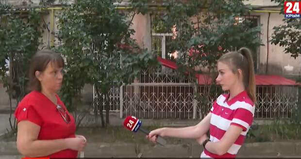 В столице Крыма орудует банда «трубочистов»