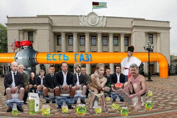«Газпром» отказался от транзитных мощностей Польши и Украины