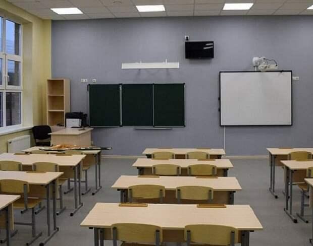 На Кубани семь классов ушли на удаленку из-за ковида