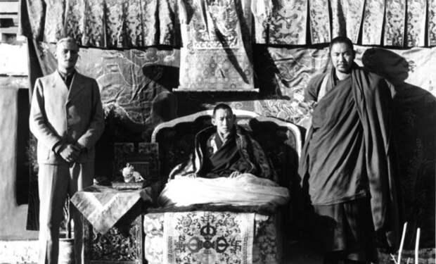 Тайная экспедиция Гитлера в Тибет: поиски истины в Гималаях