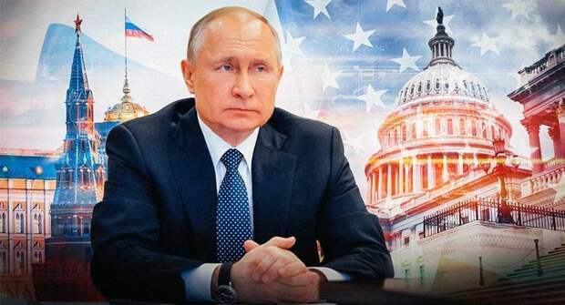 Выстрел в ногу как суть геополитики 21-го века