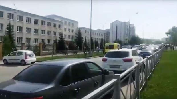 При стрельбе в Казани погибли 7 человек