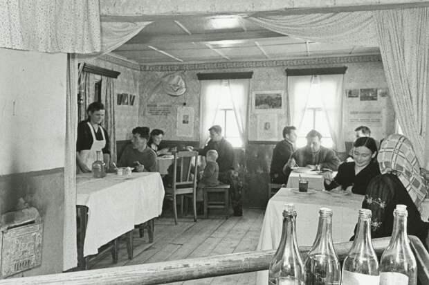 Без названия Георгий Липскеров, 1949 год, Архангельская обл., Ненецкий национальный округ, г. Нарьян-Мар, МАММ/МДФ.