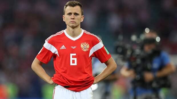 Черышев: «Сыграть на чемпионате Европы — мечта каждого ребенка и одна из величайших целей для футболиста»