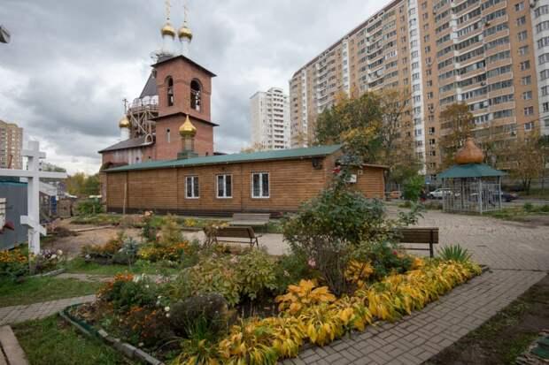 Храм Серафима Саровского на Дубнинской улице открывается для прихожан