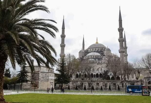 Турция будет требовать тесты на COVID-19 от туристов до 15 апреля