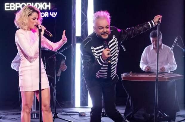 Гордиенко и Киркоров впервые вместе исполняют «Смуглянку» (ВИДЕО)