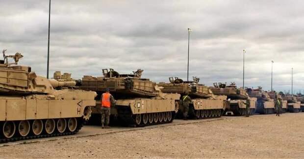 Заграница нам поможет, или Почём американские танки для Варшавы